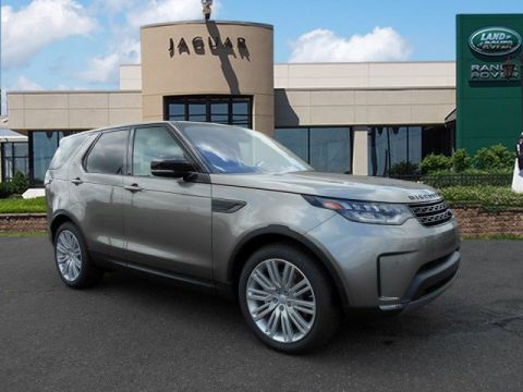 New 2017 Land Rover Discovery First Edition 4WD