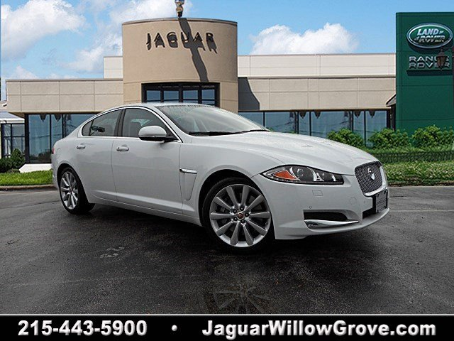 Certified Pre-Owned 2014 Jaguar XF V6 SC All Wheel Drive 4dr Car