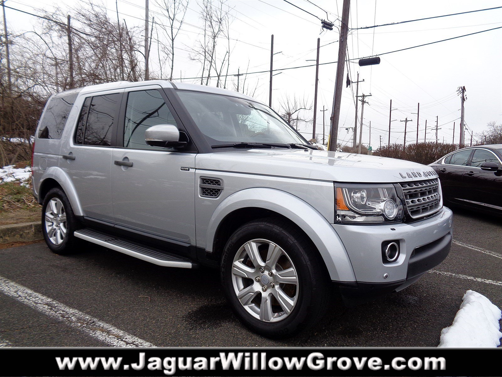 Pre-Owned 2015 Land Rover LR4 HSE 4WD
