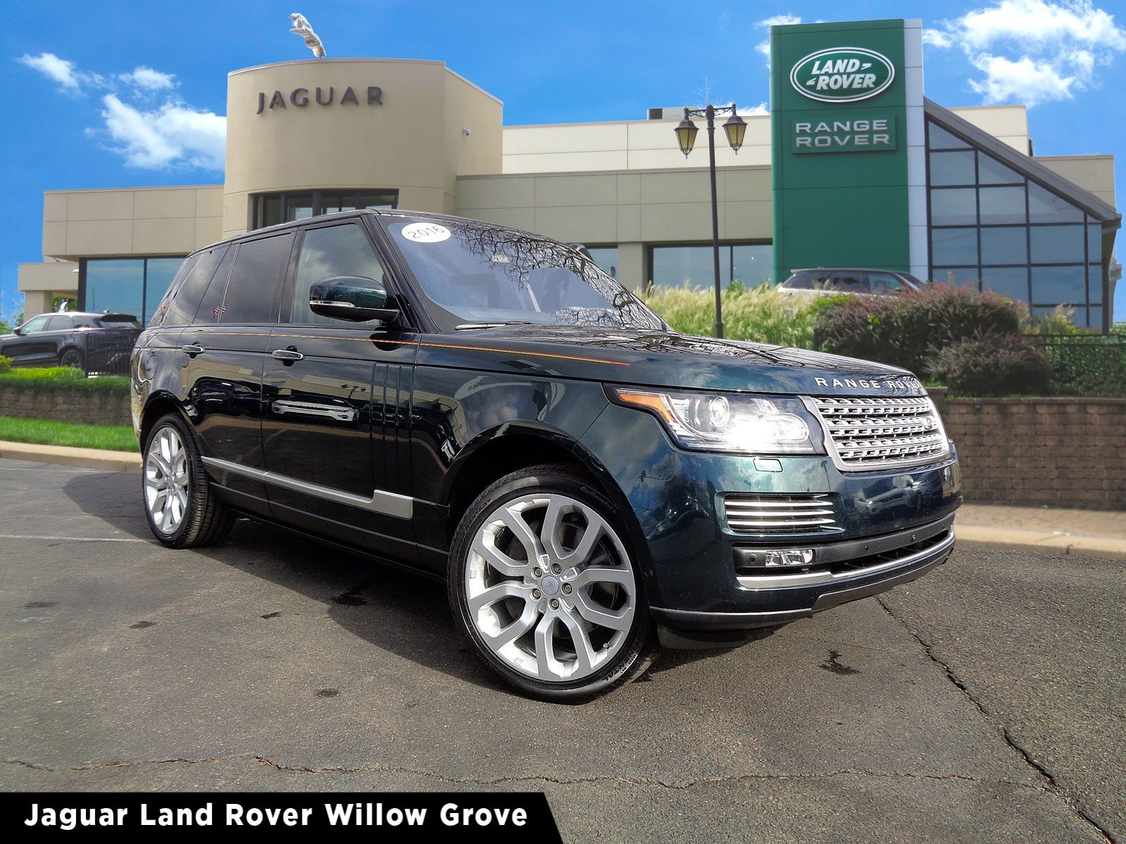 Certified Pre Owned 2016 Land Rover Range Autobiography