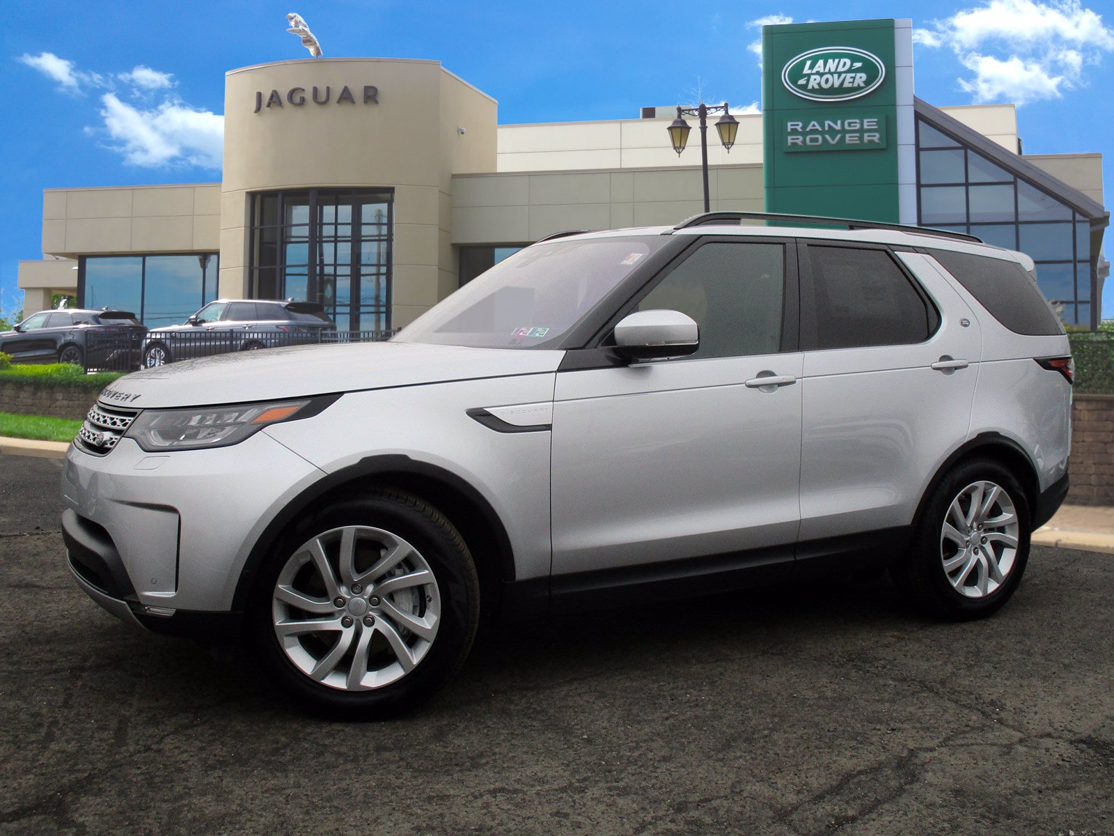 Certified Pre-Owned 2020 Land Rover Discovery HSE