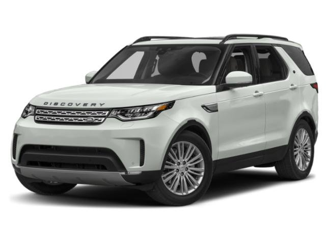 Certified Pre-Owned 2020 Land Rover Discovery HSE Luxury