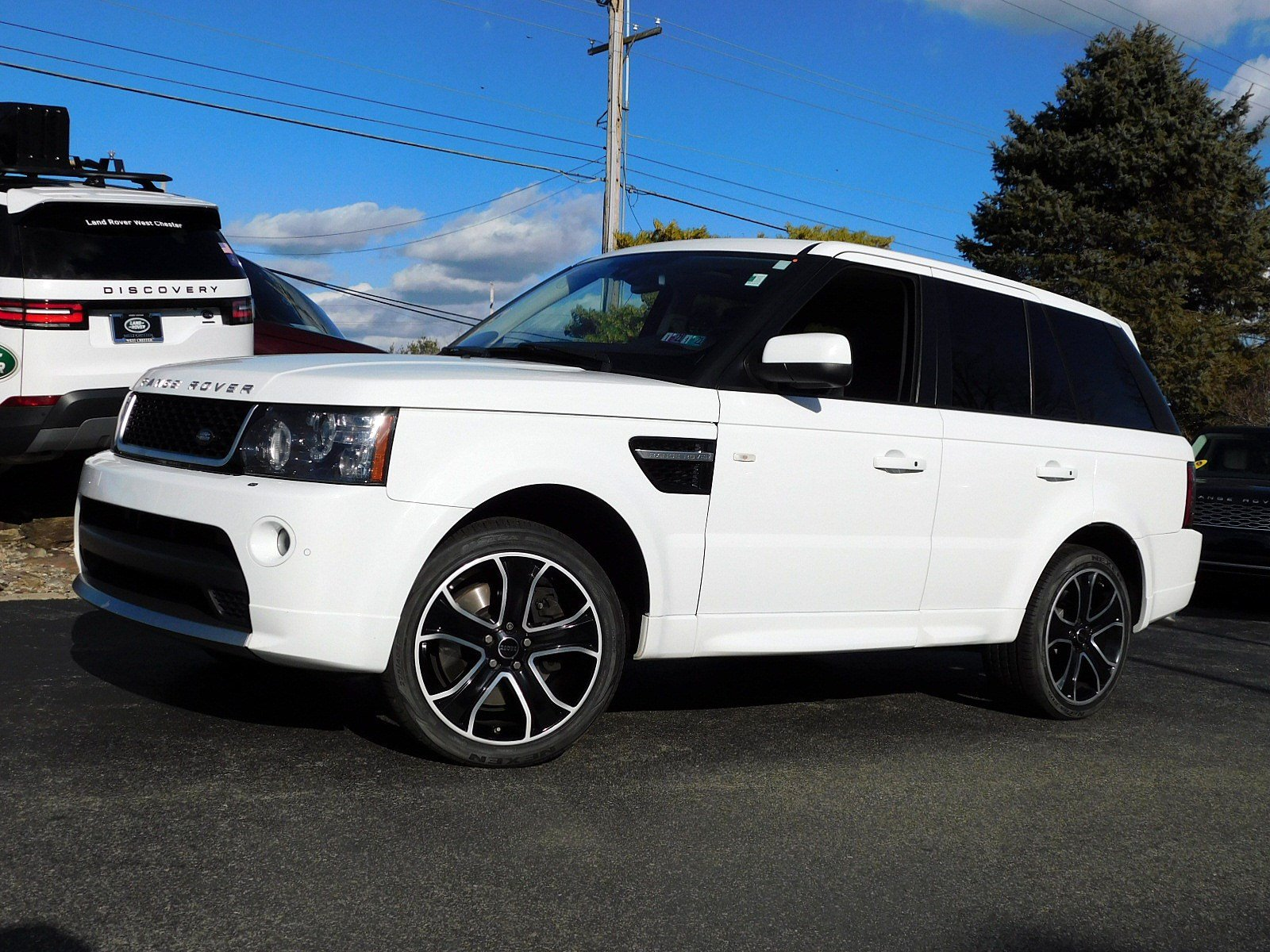 Pre-Owned 2013 Land Rover Range Rover Sport HSE GT Limited Edition