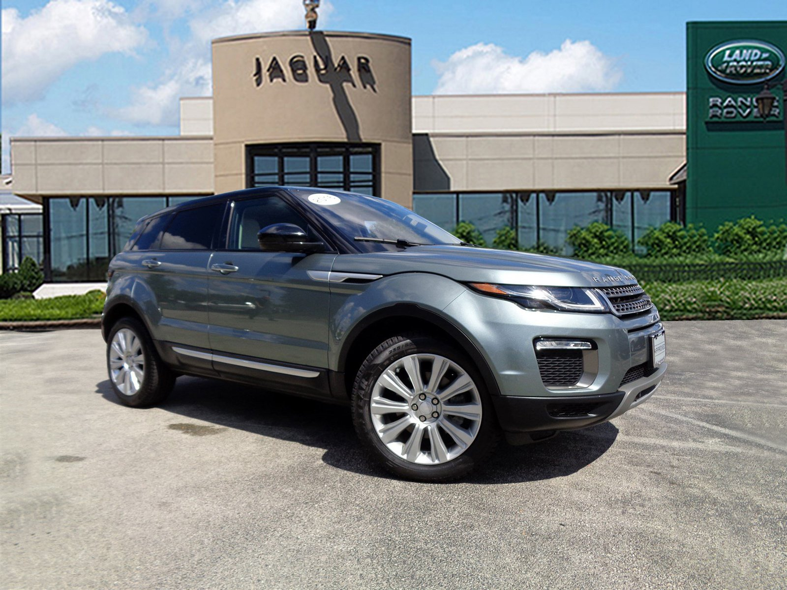 Certified Pre-Owned 2016 Land Rover Range Rover Evoque HSE With Navigation