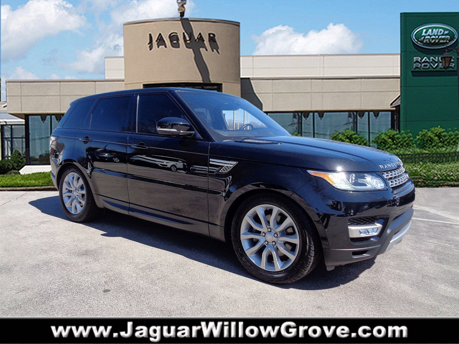 Pre-Owned 2016 Land Rover Range Rover Sport V6 HSE With Navigation & 4WD