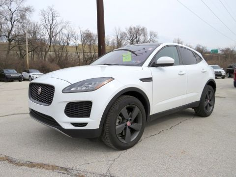 Certified Pre-Owned 2020 Jaguar E-PACE