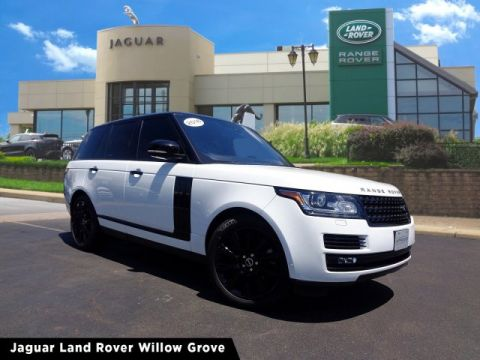 Who Owns Range Rover >> 12 Used Cars For Sale In Willow Grove Land Rover Willow Grove