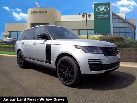 New 2019 Land Rover Range Rover HSE Sport Utility in Willow Grove