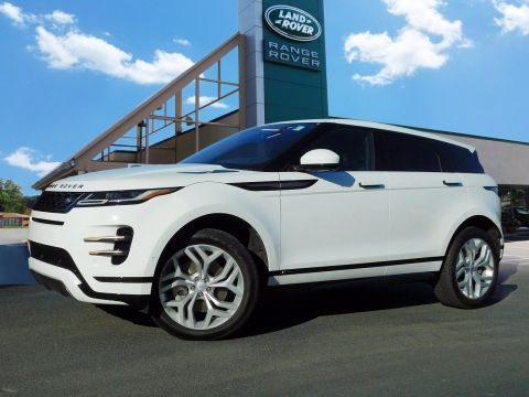 Certified Pre-Owned 2020 Land Rover Range Rover Evoque R-Dynamic SE